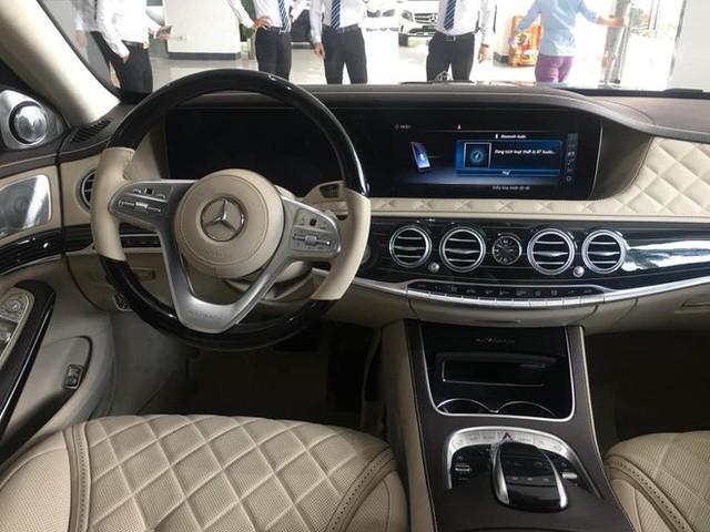 Mercedes-Maybach S650 2019 đầu tiên Việt Nam giá gần 15 tỷ đồng về tay đại gia miền Trung - Ảnh 5.
