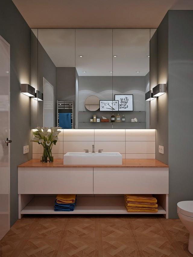 Mẫu phòng tắm đẹp hiện đại, phong cách - Ảnh 5.