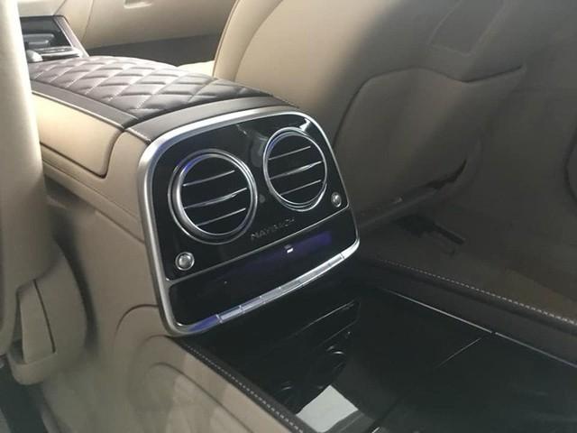 Mercedes-Maybach S650 2019 đầu tiên Việt Nam giá gần 15 tỷ đồng về tay đại gia miền Trung - Ảnh 9.