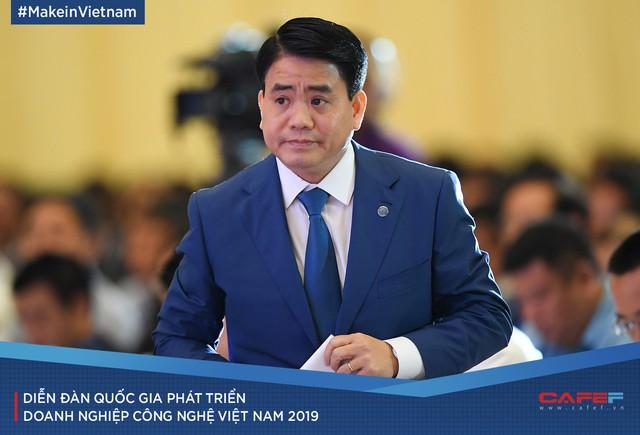 Những cung bậc cảm xúc tại Diễn đàn quốc gia Phát triển doanh nghiệp công nghệ Việt Nam 2019 - Ảnh 3.