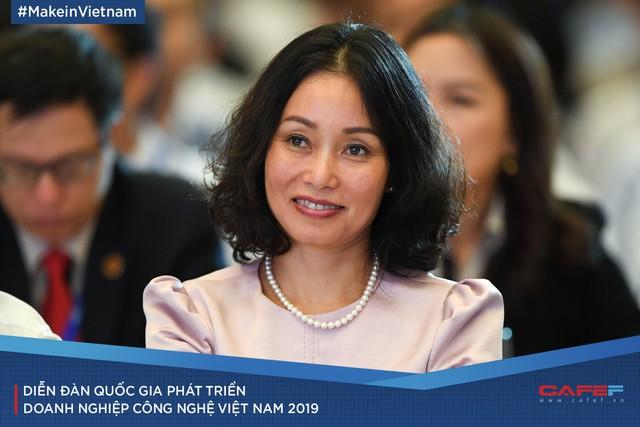 Những cung bậc cảm xúc tại Diễn đàn quốc gia Phát triển doanh nghiệp công nghệ Việt Nam 2019 - Ảnh 8.