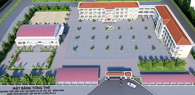 Khu tái định cư 'khủng' dự án Sân bay Long Thành ra sao? - Ảnh 1.