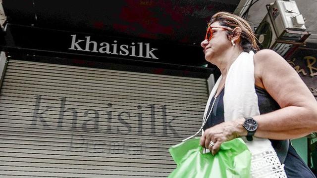 Đã khởi tố vụ Khaisilk bán hàng Trung Quốc gắn mác made in Vietnam - Ảnh 1.