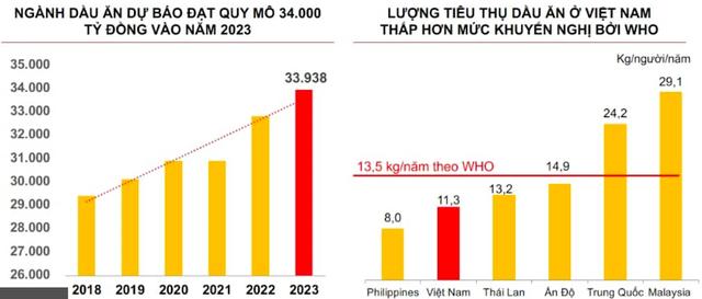 ĐHĐCĐ Dầu Thực vật Tường An (TAC): Căng thẳng Mỹ - Trung không ảnh hưởng đến việc mua nguyên liệu, sẽ trả cổ tức 2018 ngay sau khi cổ đông thông qua - Ảnh 1.