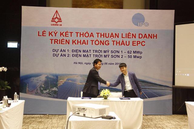 Tập đoàn IPC liên danh với Licogi 16 làm tổng thầu EPC cho 2 dự án điện mặt trời 2.300 tỷ - Ảnh 1.