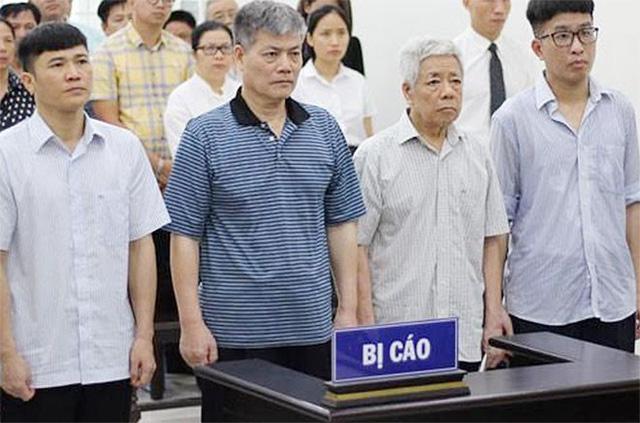 13 năm tù cho cựu Chủ tịch Vinashin vì nhận lãi ngoài - Ảnh 1.