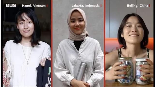 Gặp cô gái Hà Nội xuất hiện trong phóng sự của BBC về những người phụ nữ truyền cảm hứng cho phong trào zero waste châu Á - Ảnh 1.
