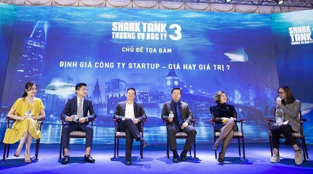 'Cá mập' trong Shark Tank Việt Nam định giá startup trong vài phút như thế nào? - Ảnh 1.