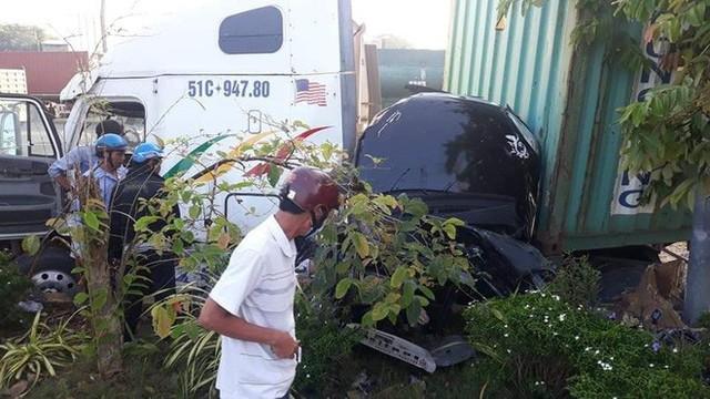 Nguyên nhân ban đầu vụ tai nạn khiến 5 người tử vong - Ảnh 1.