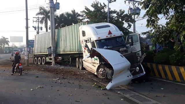 Tai nạn kinh hoàng ở Tây Ninh: Tài xế và 4 người trong một gia đình tử vong - Ảnh 3.