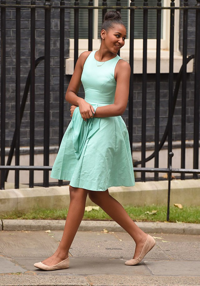 Con gái út của ông Barack Obama: Hành trình lột xác đáng kinh ngạc từ vịt hóa thiên nga và những bí mật giờ mới được hé lộ - Ảnh 5.
