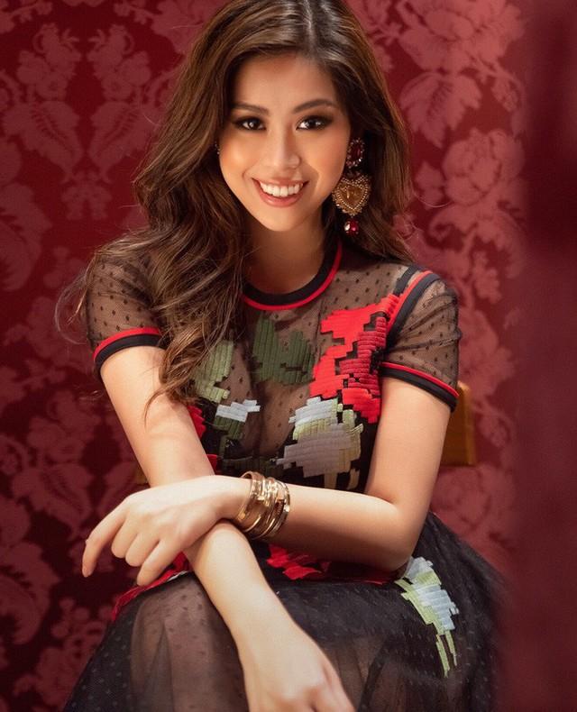 Những ái nữ Việt sinh ra đã ở vạch đích: người xinh đẹp nức tiếng, người sớm hưởng gen kinh doanh cực mạnh - Ảnh 1.