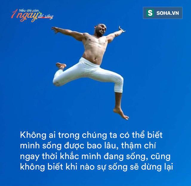 Phó CT Liên đoàn Yoga Châu Á: Nếu chỉ còn 1 ngày để sống, tôi sẽ tận hưởng theo cách tuyệt vời nhất - Ảnh 3.