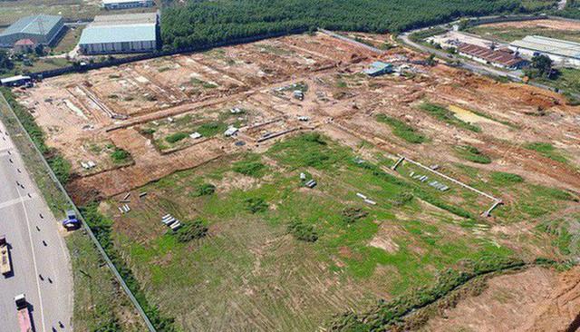 VRG nhượng hơn 2.000 ha đất cho dự án sân bay Long Thành - Ảnh 1.