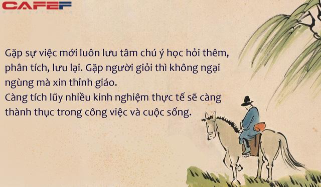 Mỗi ngày đều lười biếng không chịu tích lũy thêm kiến thức mới, đến lúc cần dùng có hối hận cũng không kịp: Tể tướng Bắc Tống Khấu Chuẩn bàn về sáu điều hối hận của đời người - Ảnh 2.