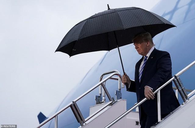 Tổng thống Trump, Chủ tịch Tập đội mưa tới Nhật Bản dự G-20, sẵn sàng cho các cuộc gặp cân não - Ảnh 1.
