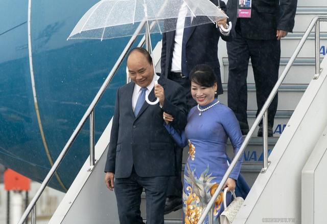 Tổng thống Trump, Chủ tịch Tập đội mưa tới Nhật Bản dự G-20, sẵn sàng cho các cuộc gặp cân não - Ảnh 13.