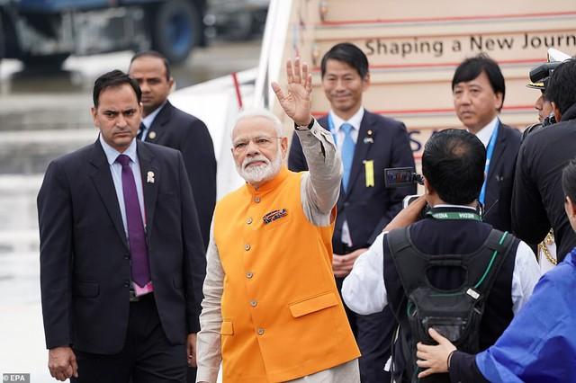 Tổng thống Trump, Chủ tịch Tập đội mưa tới Nhật Bản dự G-20, sẵn sàng cho các cuộc gặp cân não - Ảnh 5.