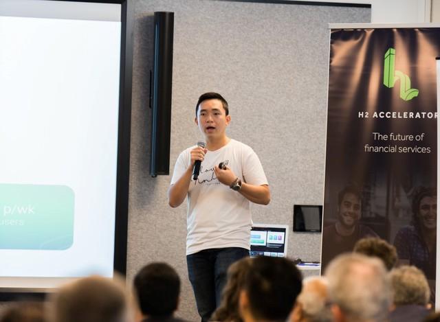 CEO 9X nhận vốn triệu đô với tham vọng thay đổi thói quen tiết kiệm của người Việt: Đầu tư chỉ từ 50.000 đồng, dùng robot tư vấn - Ảnh 1.