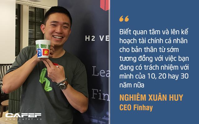 CEO 9X nhận vốn triệu đô với tham vọng thay đổi thói quen tiết kiệm của người Việt: Đầu tư chỉ từ 50.000 đồng, dùng robot tư vấn - Ảnh 8.