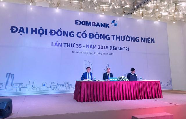 Giữa tranh chấp quyền lực, cổ phiếu Eximbank vẫn lên đỉnh lịch sử - Ảnh 1.