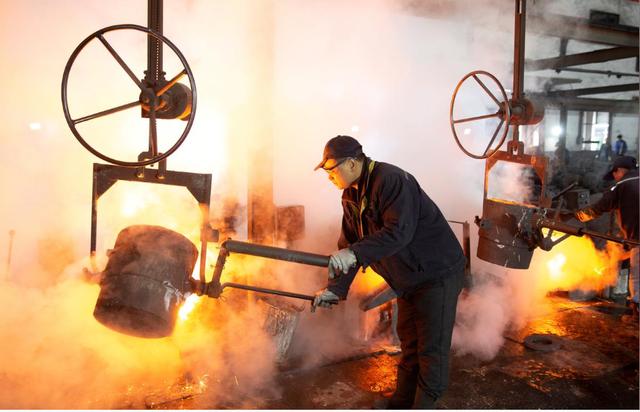 Thị trường thép Trung Quốc giữ đà tăng bùng nổ - Ảnh 1.