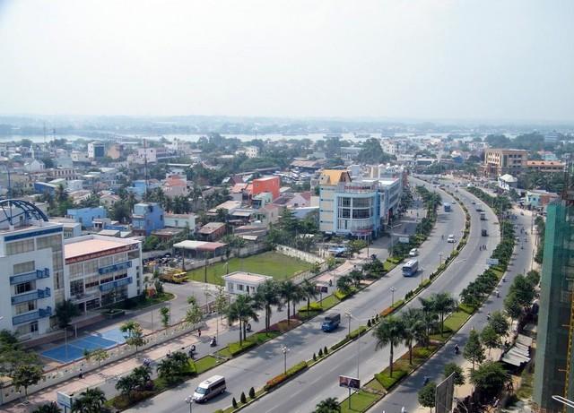 Long Khánh (Đồng Nai) chính thức lên thành phố - Ảnh 1.