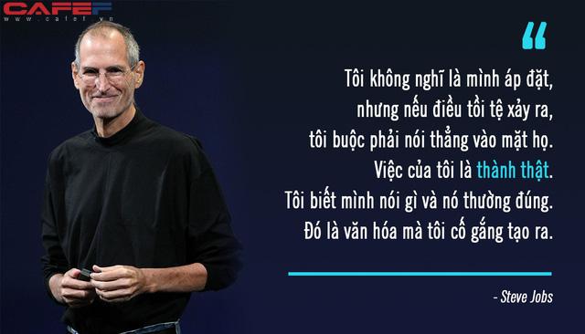 Không chỉ là thiên tài, Steve Jobs còn xứng danh cao thủ thu phục lòng người, muốn gì có đó: Tất cả gói gọn trong 9 tuyệt chiêu khôn khéo ai cũng nên học theo - Ảnh 1.