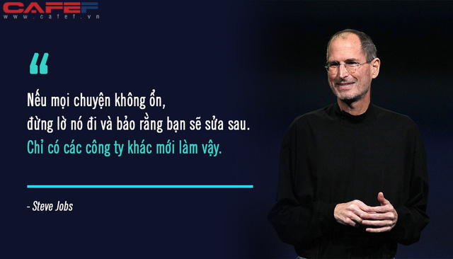 Không chỉ là thiên tài, Steve Jobs còn xứng danh cao thủ thu phục lòng người, muốn gì có đó: Tất cả gói gọn trong 9 tuyệt chiêu khôn khéo ai cũng nên học theo - Ảnh 3.
