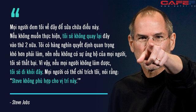 Không chỉ là thiên tài, Steve Jobs còn xứng danh cao thủ thu phục lòng người, muốn gì có đó: Tất cả gói gọn trong 9 tuyệt chiêu khôn khéo ai cũng nên học theo - Ảnh 4.