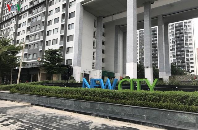 Hơn 1.100 căn hộ tái định cư tại Thủ Thiêm bị chuyển đổi trái phép - Ảnh 1.