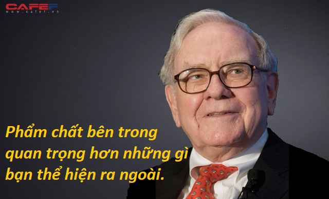 Bí quyết sống một đời hạnh phúc của tỷ phú Warren Buffett khiến bất kỳ ai cũng phải suy ngẫm, bất ngờ là không liên quan đến tiền bạc - Ảnh 1.