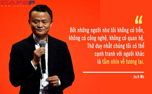 Không quan hệ, không tiền tệ cũng chẳng sao, vì đây mới là thứ Jack Ma đề cao hơn tất cả: Ai cũng có thể thành công nếu biết làm 3 điều này! - Ảnh 2.