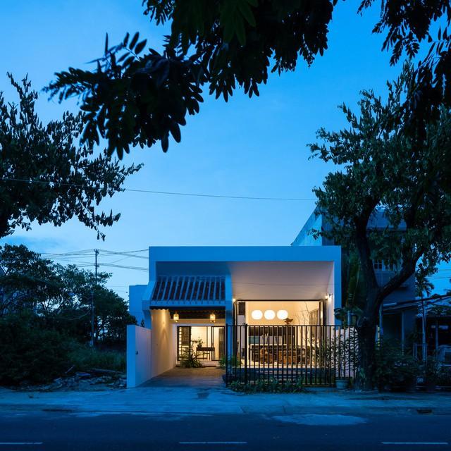 [Ảnh] Mẫu nhà đơn giản, dễ xây dựng nhưng vẫn hiện đại, đẹp mắt - Ảnh 14.