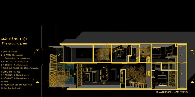 [Ảnh] Mẫu nhà đơn giản, dễ xây dựng nhưng vẫn hiện đại, đẹp mắt - Ảnh 17.