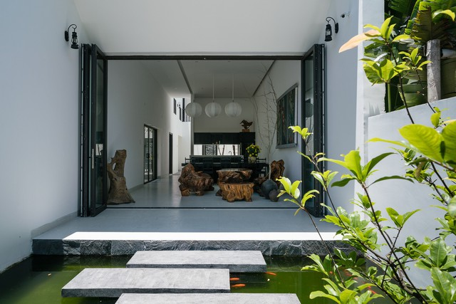 [Ảnh] Mẫu nhà đơn giản, dễ xây dựng nhưng vẫn hiện đại, đẹp mắt - Ảnh 4.