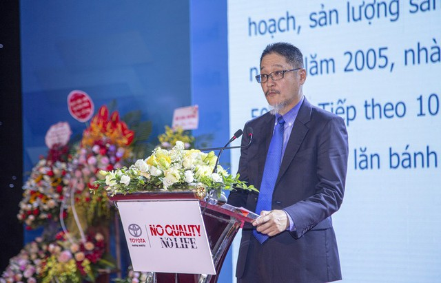 Toyota phát triển mạnh nhà cung cấp vệ tinh tại Việt Nam - Ảnh 1.