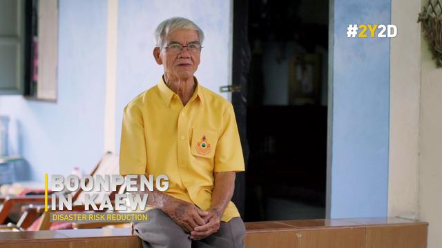 Câu chuyện về ông lão cứu cả cộng đồng khỏi thảm họa thiên nhiên 100 năm mới có 1 lần: 78 tuổi vẫn không ngừng làm đẹp cho đời - Ảnh 1.