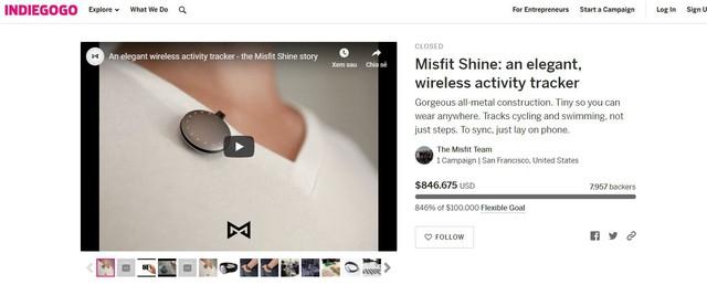 Gọi vốn cộng đồng không chỉ dành cho startup thiếu tiền: Bài học từ Misfit của Lê Diệp Kiều Trang và Sonny Vũ - Ảnh 1.