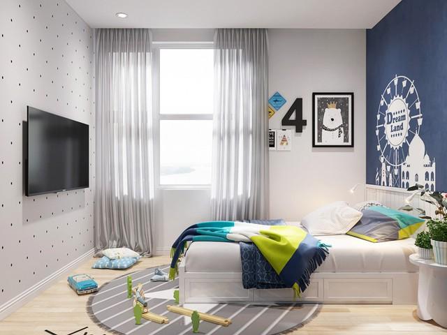 Căn hộ 3 phòng ngủ, sở hữu những mảng xanh tinh tế - Ảnh 12.