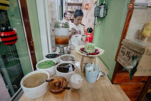 Quán chay từ thiện độc nhất vô nhị ở Sài Gòn: Ăn tuỳ bụng trả tiền… tuỳ tâm - Ảnh 15.