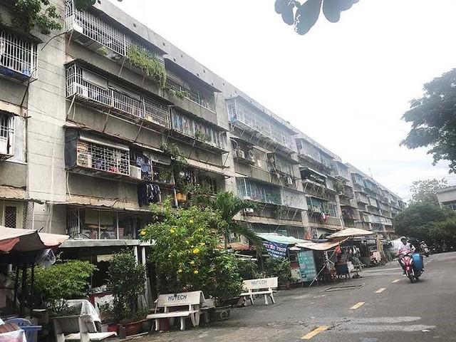 Sắp di dời các chung cư ở bán đảo Thanh Đa - Ảnh 1.
