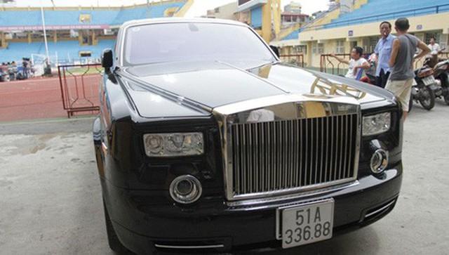 Đại gia điếu cày Lê Thanh Thản bị khởi tố: Nhìn lại vận đen của những chiếc Rolls-Royce triệu đô - Ảnh 2.