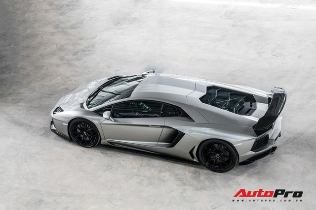 Đánh giá nhanh Lamborghini Aventador độ DMC - xế cưng một thời của doanh nhân Đặng Lê Nguyên Vũ - Ảnh 29.