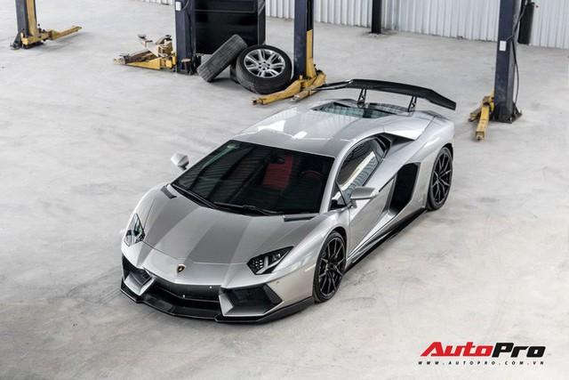 Đánh giá nhanh Lamborghini Aventador độ DMC - xế cưng một thời của doanh nhân Đặng Lê Nguyên Vũ - Ảnh 30.