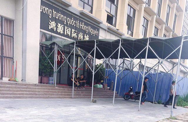 Trung tâm hàng hiệu bị Bộ Công an đột kích liên quan tour 0 đồng - Ảnh 3.