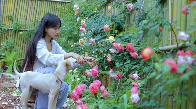 Lý Tử Thất trả lời độc quyền báo Việt Nam, hé lộ cuộc sống thực sau những hình đẹp như tiên cảnh - Ảnh 10.