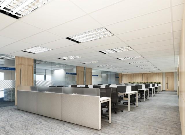 Chiêm ngưỡng tháp văn phòng hiện đại bậc nhất Hà Nội - Ảnh 2.