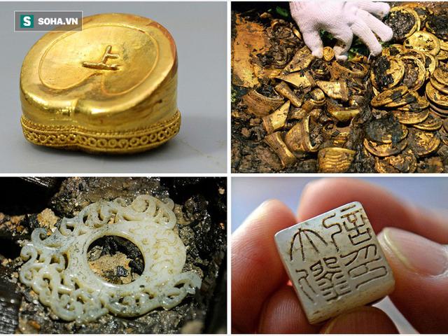 Khai quật mộ cổ 2000 năm của hoàng đế tại vị 27 ngày, giới khảo cổ sửng sốt hoàn toàn - Ảnh 4.