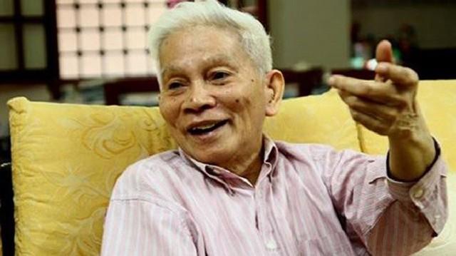 Giáo sư Hoàng Tụy - cây đại thụ của ngành Toán học Việt Nam qua đời - Ảnh 1.